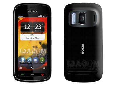 nokia 803 nouveau smartphone 700 N8 remplacent