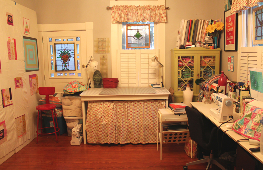 Olive And Ollie Guest Post How To Organize Your Messy Sewing Room On A Budget By Kate Sorenson