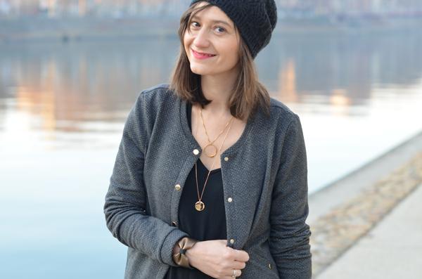 French fashion blogger Lyon