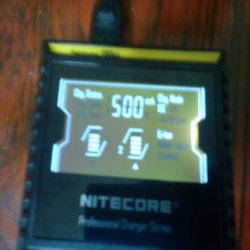 Ανάλυση ψηφιακού φορτιστή Nitecore D2