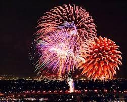Smokeless Fireworks