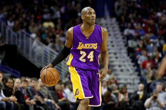NBAのレジェンド、コービー・ブライアントが今季限りで引退を表明