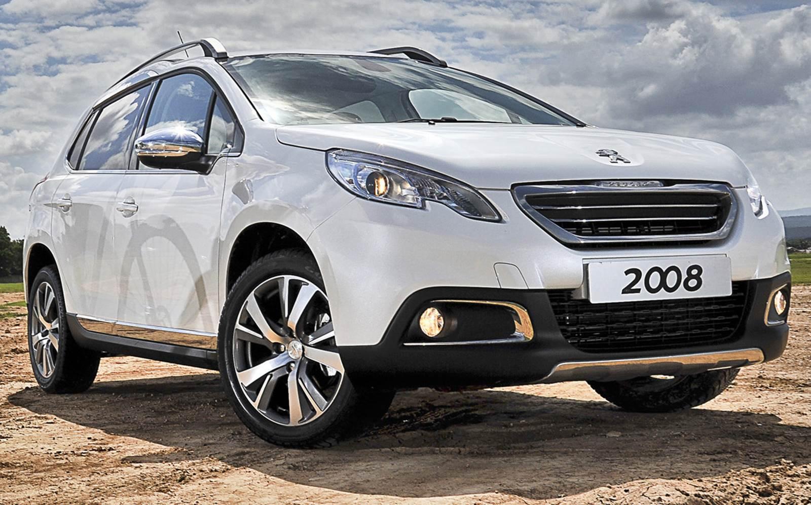 novo Peugeot 2008 - Brasil