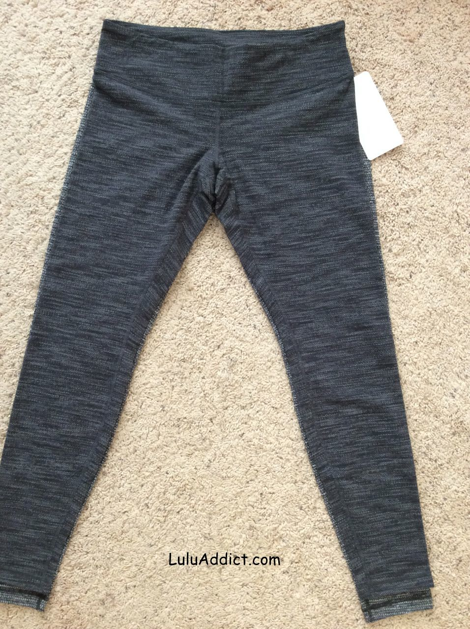 lululemon space dye jacquard wunder under pants