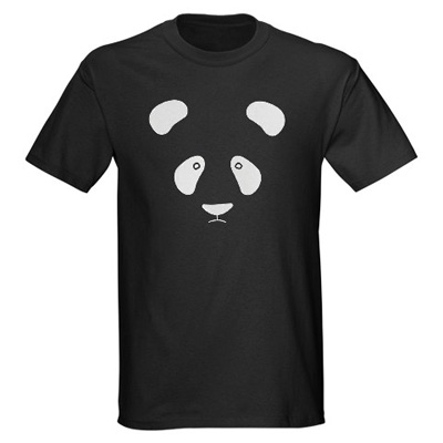 panda+struck+by+lightning+t shirt Panda struck by lightning t shirt