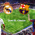 hasil skor barcelona vs real madrid tadi malam