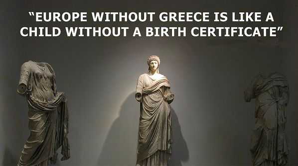 «H Eυρώπη θα πεθάνει αν απωθήσει την ελληνική της ρίζα» λέει ο Μπερνάρ Ανρί Λεβί