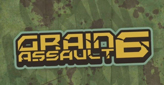 Grain Assault 6 Poster