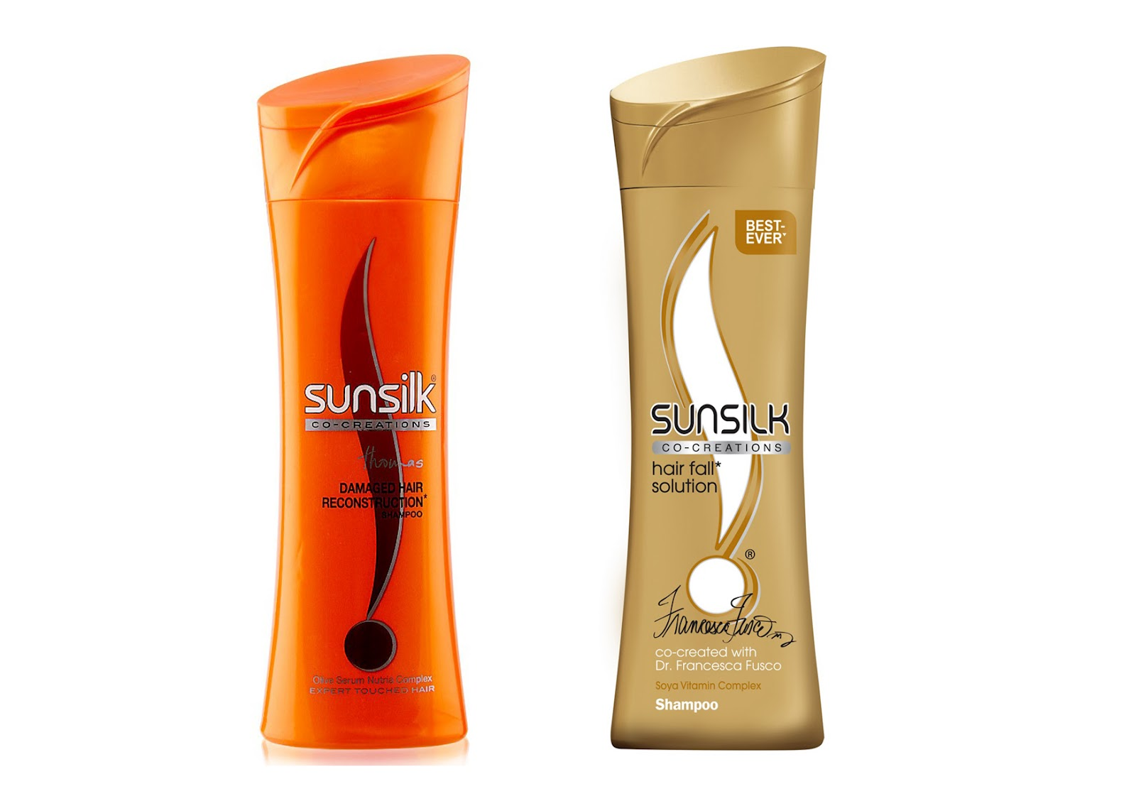 Sunsilk Protecting Leave On Lotion