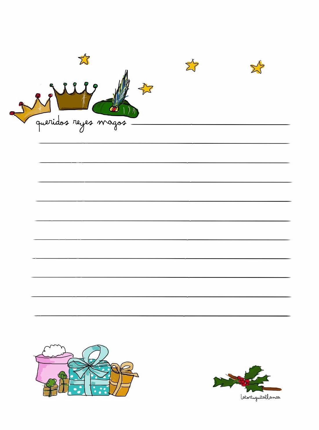 BEPUNT: La carta a los Reyes Magos