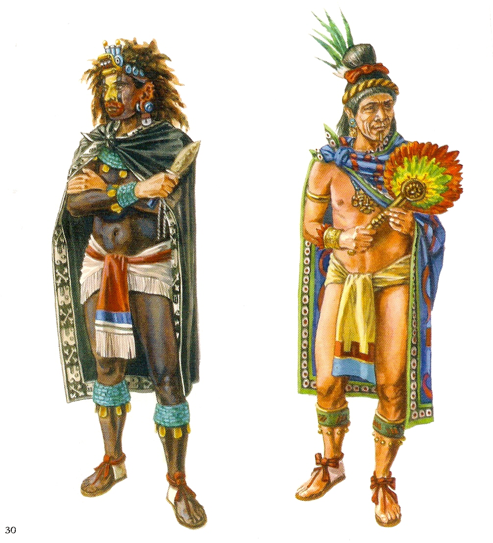 Toltec People