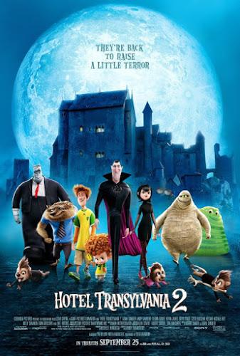 Hotel Transylvania 2 (BRRip 1080p Dual Latino / Ingles) (2015)