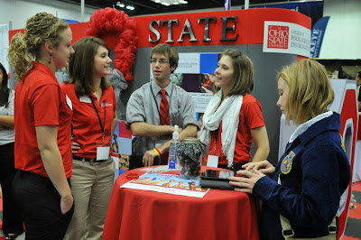 Ohio State CFAES National FFA Convention 2012