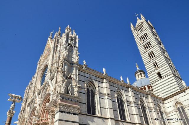Sienne - cathédrale