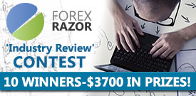 Forex Razor User Reviews Contest
