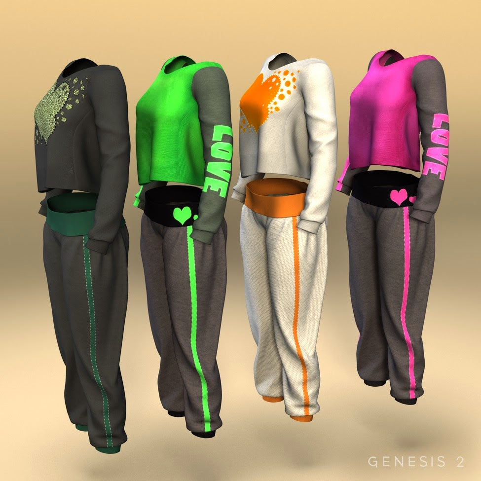 Swerve Outfit Textures