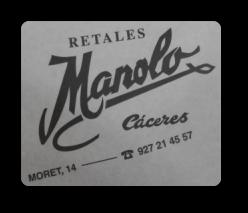 Retales Manolo
