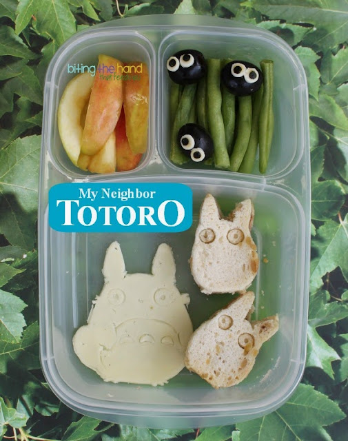 Have My Neighbor Totoro over for Lunch!