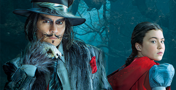 Into the Woods  Covers & Images Reveal Johnny Depp as