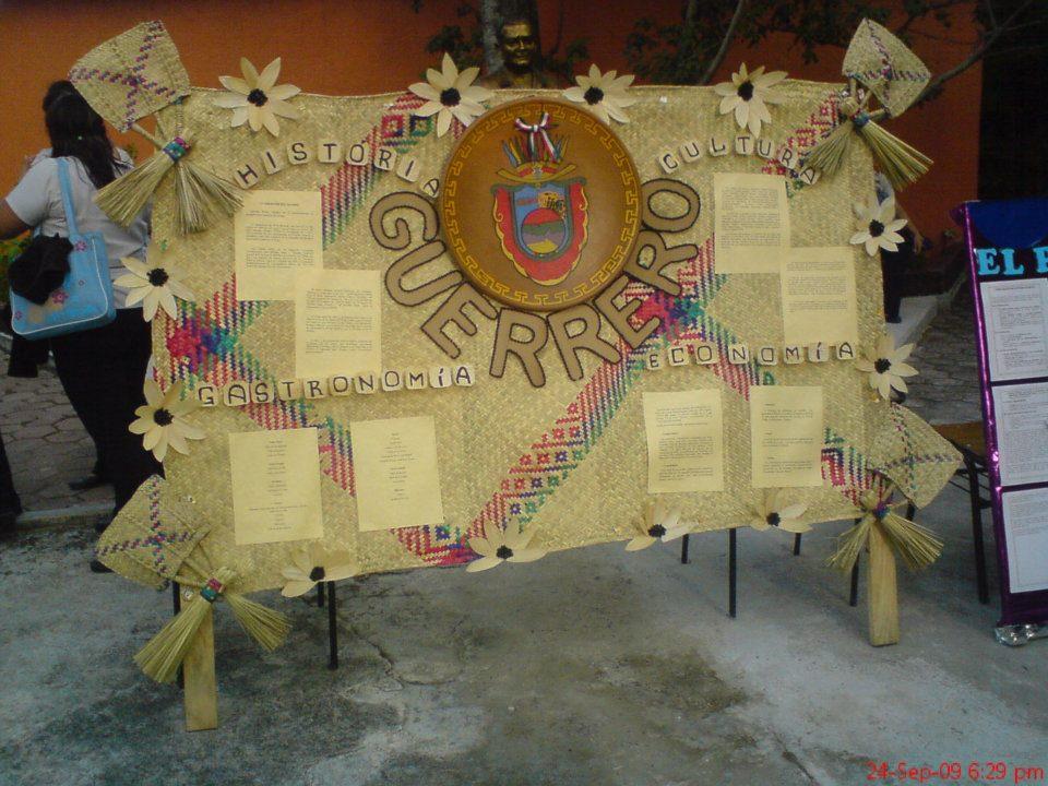 El docente de telesecundaria el peri dico mural en for Articulo de cultura para periodico mural