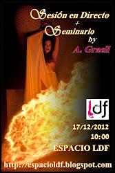 SEMINARIO + SESIÓN DE FOTOS by A. GRAELL