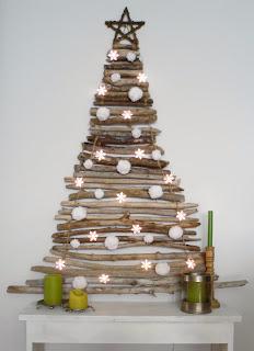 Arboles de Navidad Rusticos, parte 1