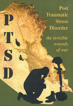PTSD - The Invisible Wound