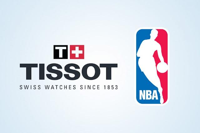 TISSOT se convierte en el reloj oficial de la NBA