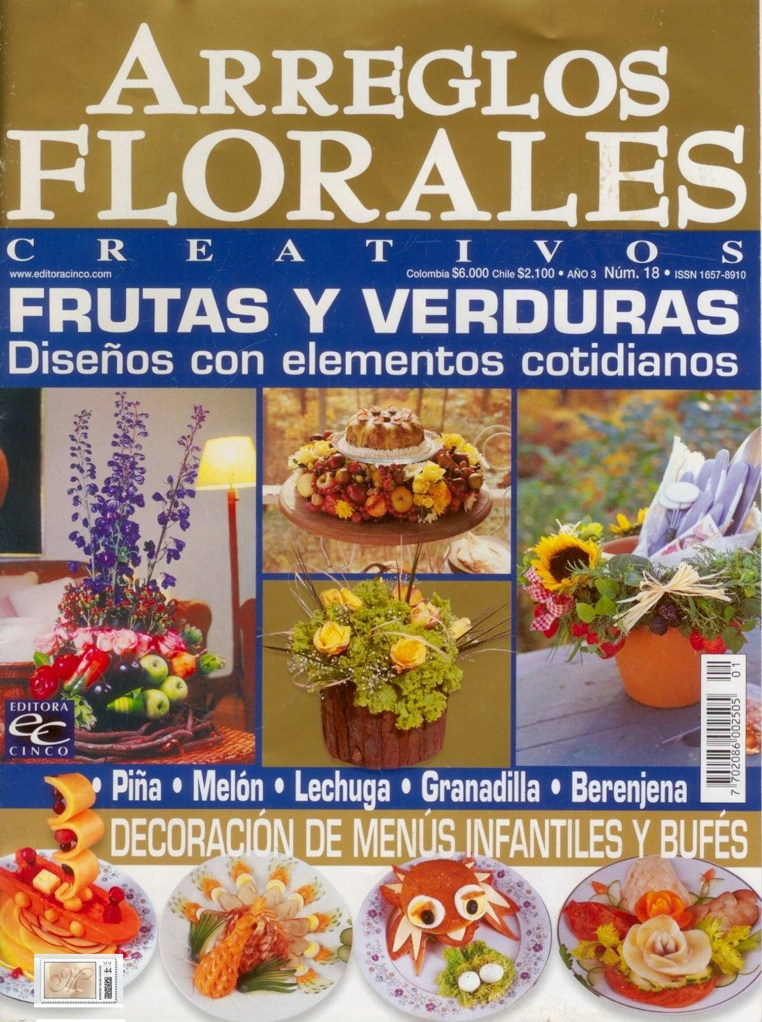 Manualidades arreglos florales creativos - Arreglos florales creativos ...