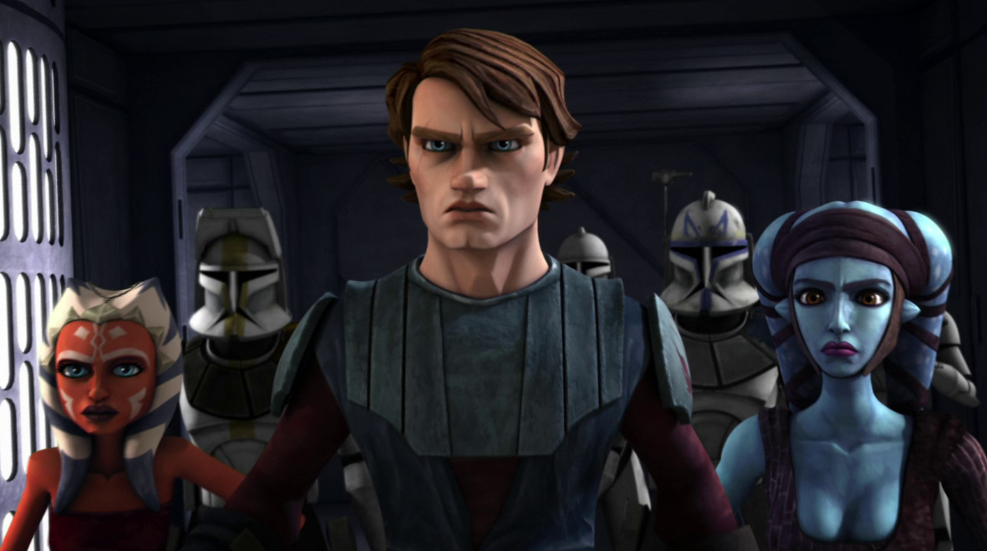 5 second review star wars the clone wars season 1 is a