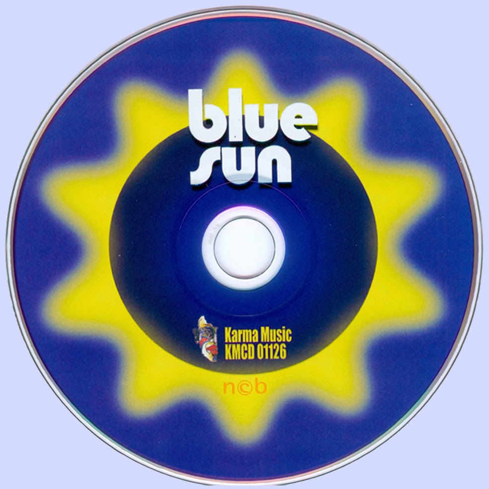 Blue Sun Peace Be Unto You