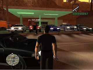 Grand Theft Auto San Andreas In HD Full Version