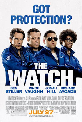 the watch, movie