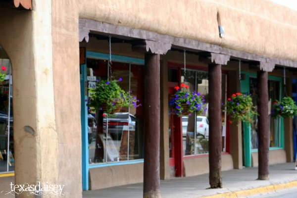Taos Store Front