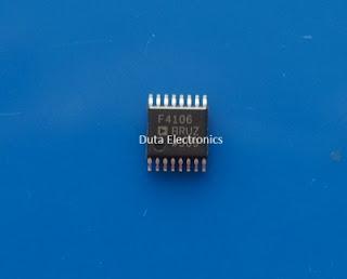 Jual Komponen IC SMD ADF4106BRUZ (16 PIN )