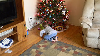 Christmas treasure hunt, christmas activities for kids