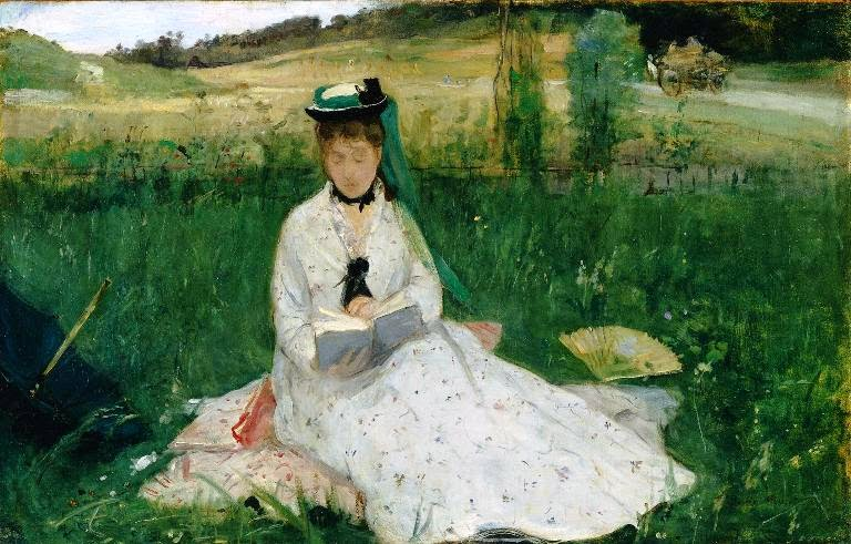 berthe_morisot_reading