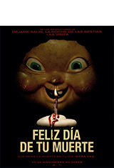 Happy Death Day (2017) BRRip 1080p Latino AC3 5.1 / ingles AC3 5.1