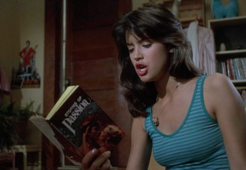PHOEBE CATES in PRIVATE SCHOOL (1983)   CANON MOVIES