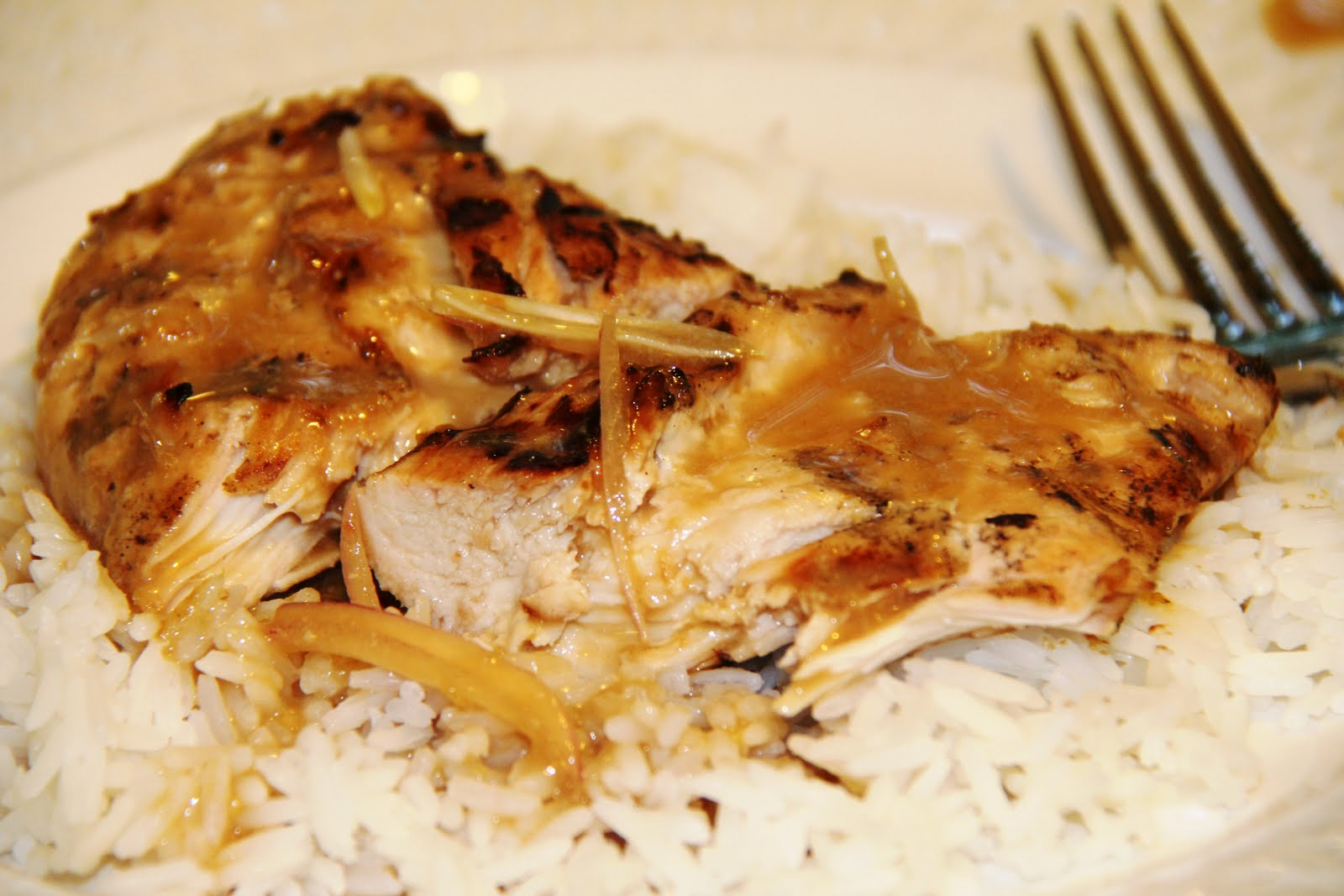 Stranded in Cleveland: Thai Coconut Chicken Breast ...