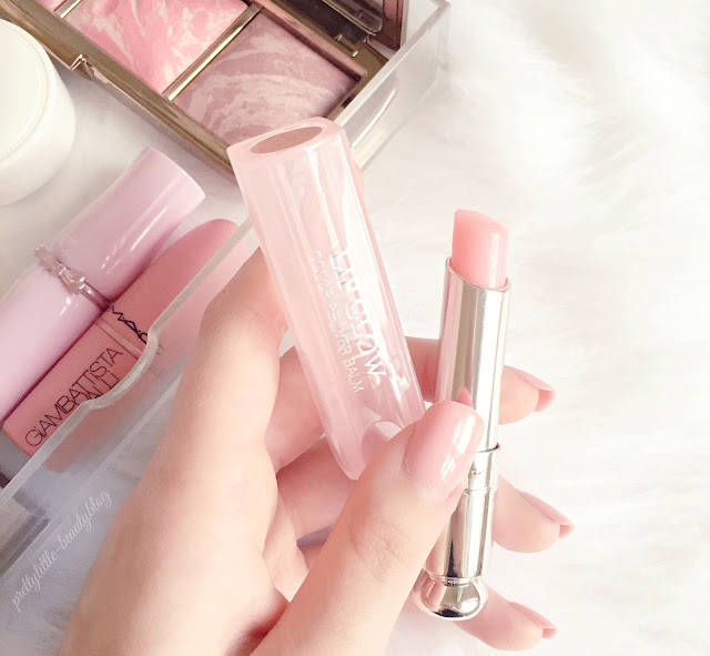 Muji Makeup Drawers | Dior Lip Glow