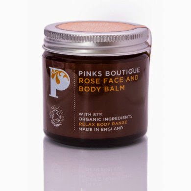 Pinks Boutique Rose Face and Body Balm