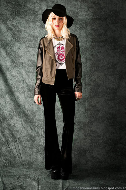 Pantalones oxford invierno 2015 Mondiú ropa de mujer.
