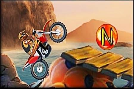 غلاف لعبة الدراجة النووية Nuclear Bike