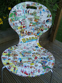 BEANO BOOK CHAIRS