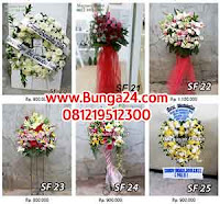 Pesan Bunga Standing Flower Congratulations di Jakarta