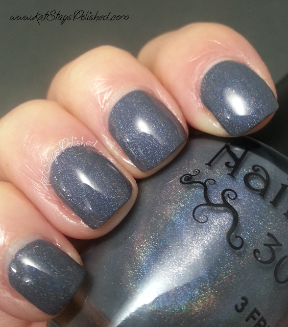 NailNation 3000 Silver Lining - Indirect Light