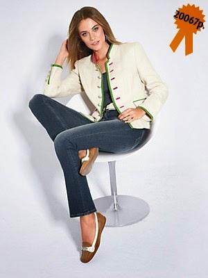 Пиджак в стиле Коко Шанель