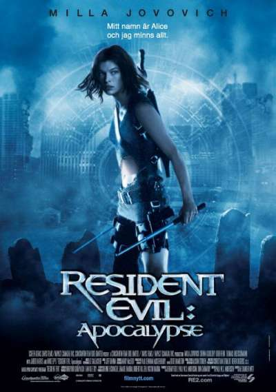 Blueray Hd Mobile Movies Dubbed In Hindi Resident Evil