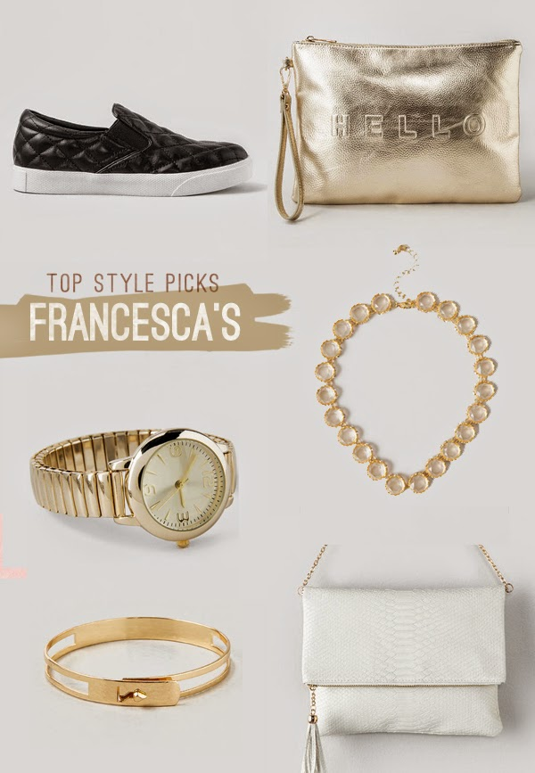 Francesca's Top Style Picks
